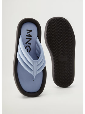 Mango Mango Flip flop Pool 17000156 Albastru