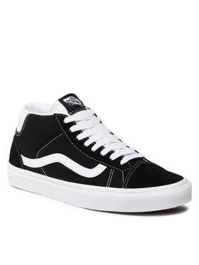 Vans Vans Sneakers aus Stoff Mid Skool 37 VN0A3TKF6BT1 Schwarz