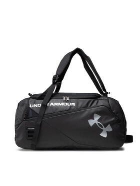 Under Armour Under Armour Σακίδιο UA Contain Duo Sm Duffle 1361225-001 Μαύρο