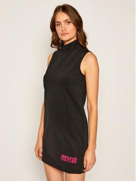 Versace Jeans Couture Versace Jeans Couture Každodenní šaty D2HZA403 Černá Regular Fit