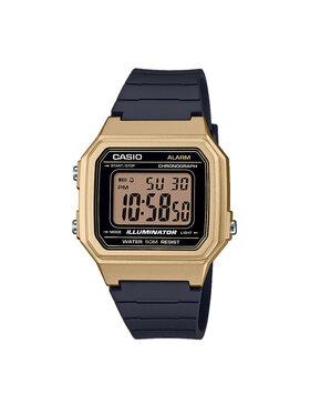 Casio Casio Ρολόι W-217HM-9AVEF Μαύρο