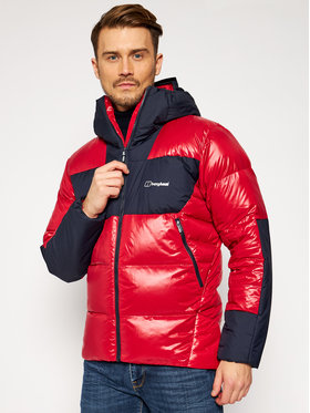 Berghaus Berghaus Пухено яке Arkos Reflect A000946 Червен Regular Fit