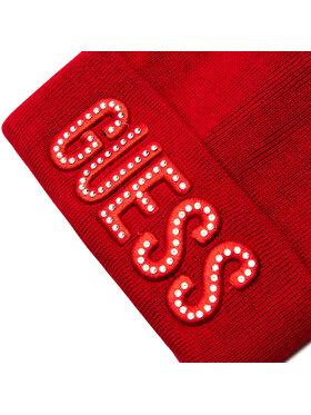 Guess Guess Kepurė J0BZ12 Z2Q00 Raudona