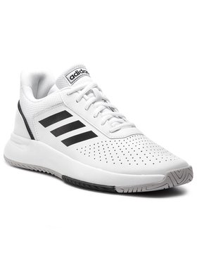 adidas adidas Pantofi Courtsmash F36718 Alb