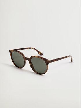 Mango Mango Okulary przeciwsłoneczne Emma 17090174 Brązowy