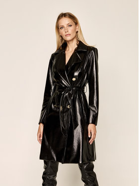 Marciano Guess Marciano Guess Trench Zilla 0BG31D 9399Z Negru Regular Fit