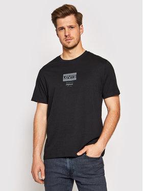 Levi's® Levi's® T-Shirt Sportswear Logo Graphic 39636-0060 Schwarz Standard Fit