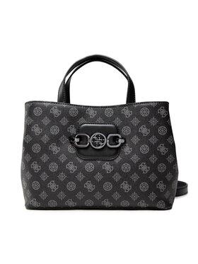 Guess Guess Handtasche Hansely Logo HWPM83 78070 Schwarz