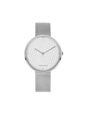 Jacques Lemans Jacques Lemans Uhr 1-2093G Silberfarben