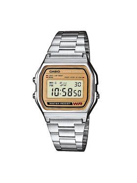 Casio Casio Часовник Vintage A158WEA-9EF Сребрист