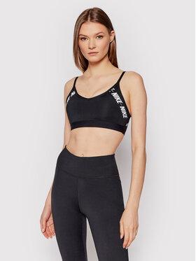 Nike Nike Sportovní podprsenka Indy CJ0559 Černá
