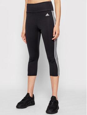 adidas adidas Legíny Hr 3S GL3985 Černá Slim Fit
