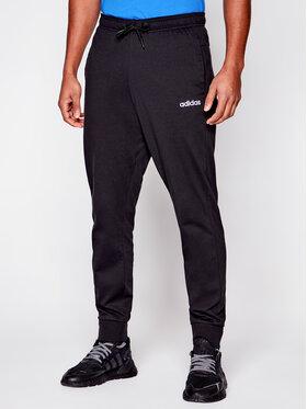 adidas adidas Παντελόνι φόρμας Essential FM4346 Μαύρο Regular Fit