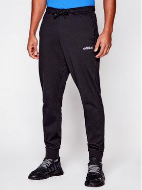 adidas adidas Spodnie dresowe Essential FM4346 Czarny Regular Fit