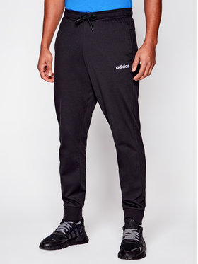 adidas adidas Teplákové nohavice Essential FM4346 Čierna Regular Fit