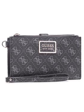Guess Guess Veľká dámska peňaženka Tyren (SG) Slg SWSG79 66570 Čierna