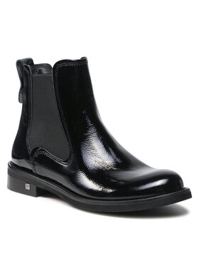 Nessi Nessi Chelsea cipele 18459 Crna