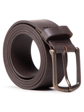 Lee Lee Pánský pásek Core Belt LG015324 Hnědá