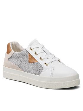 Gant Gant Sneakersy Avona 23531015 Biela