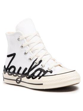 Converse Converse Sneakers Chuck 70 Hi 167696C Blanc