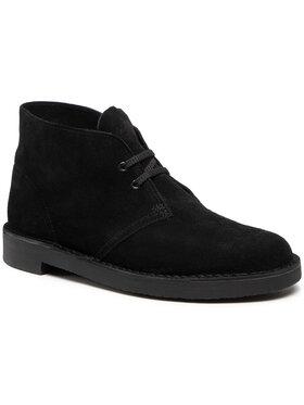 Clarks Clarks Boots Bushacre 3 261635277 Noir