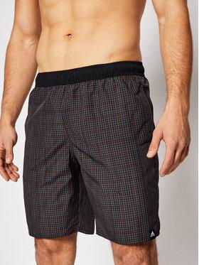 adidas adidas Pantaloni scurți pentru înot Check Clx GQ1113 Gri Regular Fit