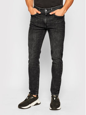 Levi's® Levi's® Džínsy 512™ Smoke On The Pond Adv 28833-0651 Čierna Slim Taper Fit