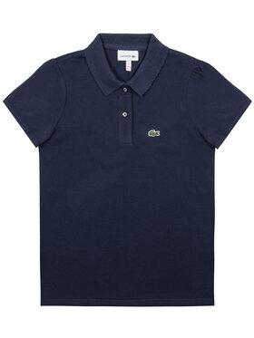 Lacoste Lacoste Polo marškinėliai PJ3594 Tamsiai mėlyna Regular Fit