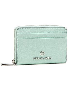 MICHAEL Michael Kors MICHAEL Michael Kors Malá dámská peněženka Jet Set Charm 34S1ST9Z1L Modrá