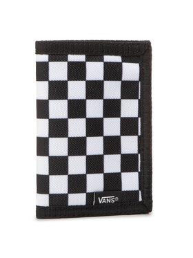 Vans Vans Голям мъжки портфейл Slipped VN000C32HU01 Черен