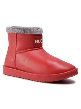 Hugo Hugo Kalosze Cozy 50441821 10230866 01 Czerwony
