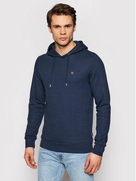 Jack&Jones Jack&Jones Bluză Blahardy 12166526 Bleumarin Slim Fit