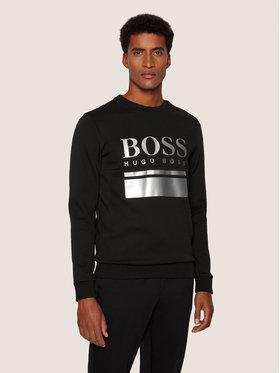 Boss Boss Sweatshirt Salbo 1 50434921 Schwarz Slim Fit