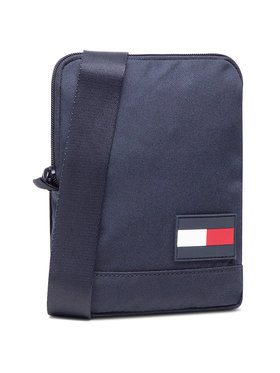 Tommy Hilfiger Tommy Hilfiger Umhängetasche Tommy Core Compact Crossover AM0AM07258 Dunkelblau