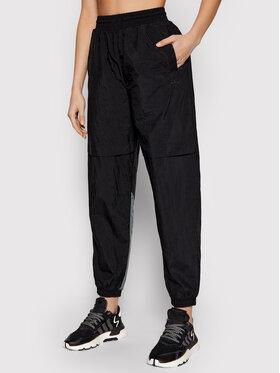 adidas adidas Pantaloni trening adicolor Japona Tp GN2825 Negru Relaxed Fit