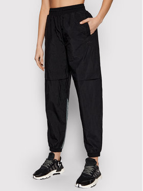 adidas adidas Παντελόνι φόρμας adicolor Japona Tp GN2825 Μαύρο Relaxed Fit