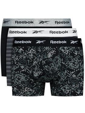 Reebok Reebok Set di 3 boxer Cassel F8330 Multicolore