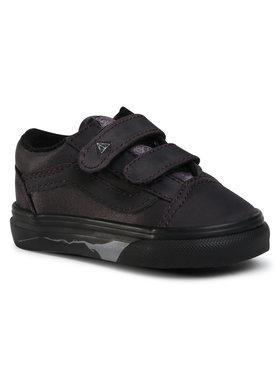 Vans Vans Sneakersy Old Skool V VN0A38JNV0F1 Čierna