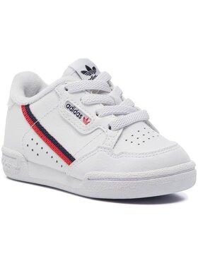 adidas adidas Обувки Continental 80 I G28218 Бял