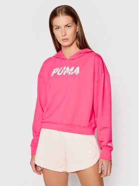 Puma Puma Felpa Modern Sports 583540 Rosa Relaxed Fit