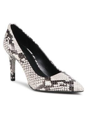 MICHAEL Michael Kors MICHAEL Michael Kors Обувки на ток Dorothy 40F0DOMP2E Бял