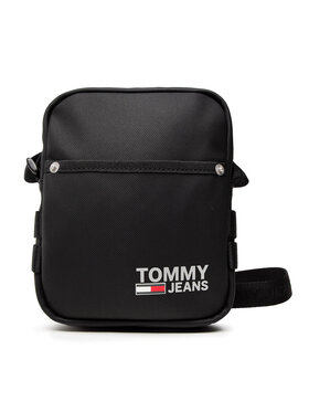 Tommy Jeans Tommy Jeans Geantă crossover Tjm Campus Reporter Pu AM0AM07505 Negru