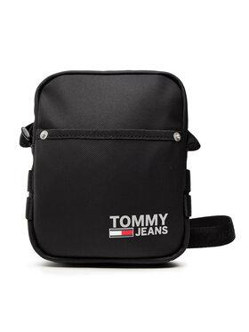Tommy Jeans Tommy Jeans Umhängetasche Tjm Campus Reporter Pu AM0AM07505 Schwarz