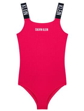 Calvin Klein Swimwear Calvin Klein Swimwear Strój kąpielowy G80G800403 Różowy