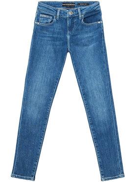 Guess Guess Jeans J1RA17 D4AK0 Blau Skinny Fit