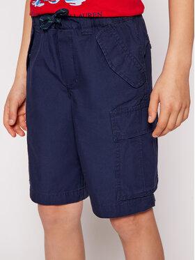 Polo Ralph Lauren Polo Ralph Lauren Szövet rövidnadrág Cargo 323785699 Sötétkék Regular Fit