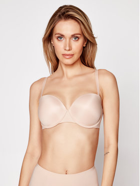SPANX SPANX Soutien-gorge corbeille Up For Anything Strapless™ 30022R Beige
