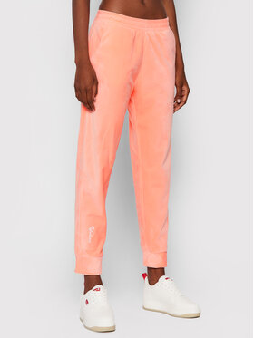 Waikane Vibe Waikane Vibe Teplákové nohavice Kai Oranžová Regular Fit