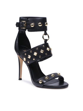 MICHAEL Michael Kors MICHAEL Michael Kors Szandál Amos Ankle Strap 40T1AMHA3L Fekete