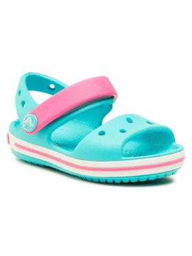 Crocs Crocs Szandál Crocband Sandal Kids 12856 Kék